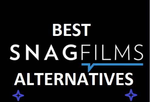 Snagfilms Alternatives